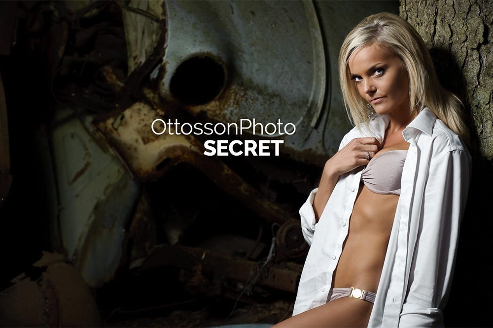 SECRET by OttossonPhoto